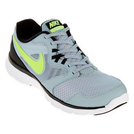 918e83b457b1 Nike Men s Flex Experience Rn 3 Lt Magnet Grey Volt Black Wht Running Shoe  11 Men US - Buy Online in Oman.