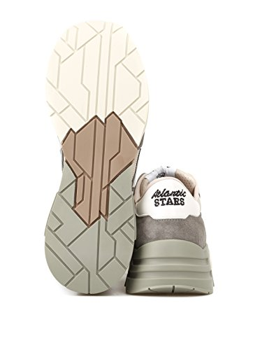 Atlantic Sneaker Grigio Mars Da Uomo Running Stars Grigie wRxawgF8q