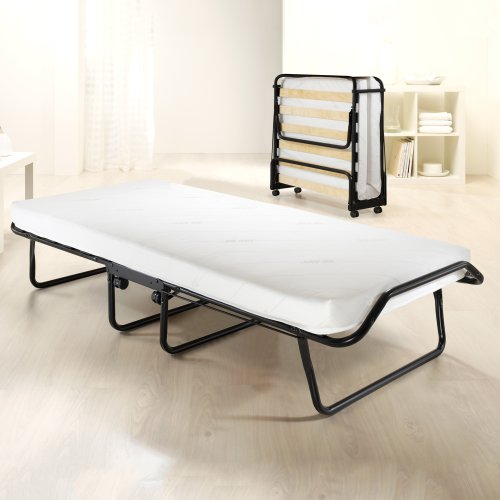 JAY-BE Sussex Folding Bed With Strong Steel Frame And