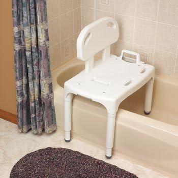 Amazon Com Medmobile 174 Portable Bathtub Bath Bench And
