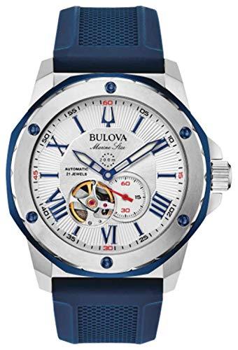 Reloj automático Bulova Marine Star para hombre - 98A225