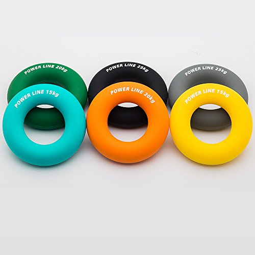 Baby Safe Silicon Rings
