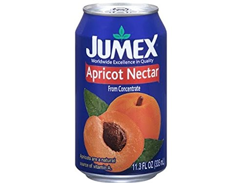 Cans Jumex - Jumex Apricot Nectar, 11.30 Ounce (Pack of 24)