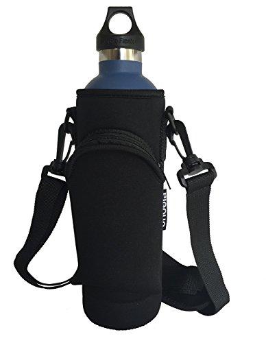 Pocket Carrier Bottles Adjustable Neoprene
