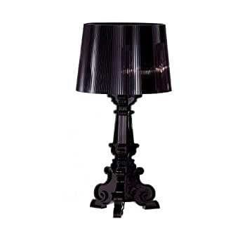 Kartell 9070Q8 Bourgie - Lámpara, color negro