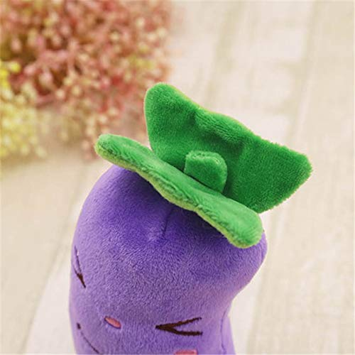 Amazon.com : HBK Eggplant Small Cats Toys Accessories Small Dog Squeaky Products for Pets Kitten Toy Interactive Cat jouet Chat katzenspielzeug : Pet ...
