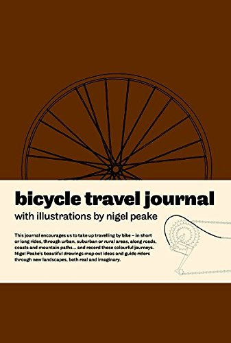 Bicycle Journal (Bicycle Travel Journal)