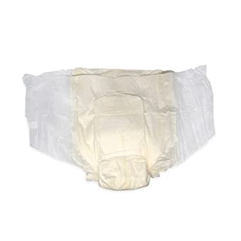 At Ease 94060SF Extra-Large Supra Fit Adult Disposable Briefs (6 Packs of 10)