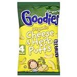 Organix Goodies Organic Cheese & Herb...