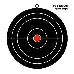 "30 Pack - 8"" Round Splattering Targets - Splatter Shooting Targets - Gun - Rifle - Pistol - AirSoft - BB Gun - Pellet Gun - Air Rifle"