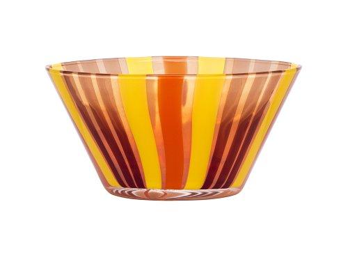 - Kosta Boda Cabana Bowl, Orange