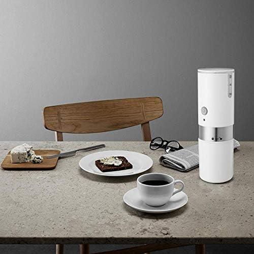 xiaoxioaguo 2 in 1 kleine draagbare koffiemachine met hete en koude extractie USB elektrische koffiepoeder machine
