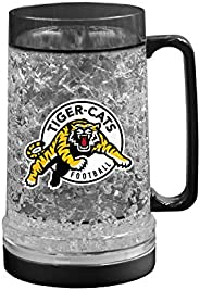 CFL Hamilton Tigercats Freezer Mug, 16-Ounce