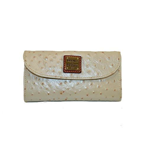 dooney-and-bourke-ostrich-emb-leather-continental-clutch-pearl