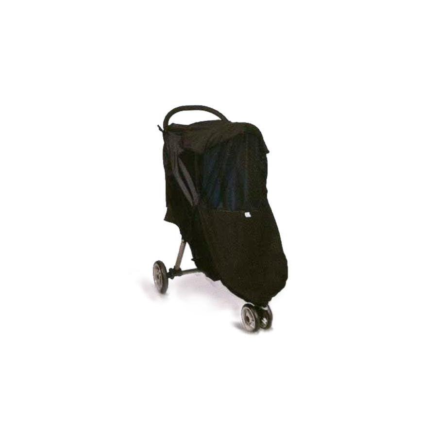 Protect a Bub Universal 4 Season Stroller Weather Shield Single Black