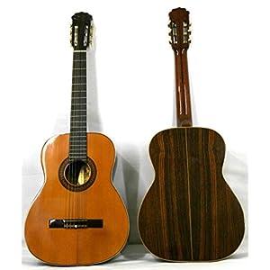 Musikalia luthery Vintage klassische Gitarre Melodie Modell, in Palisander, span auf der Resonanzboden und reichen…