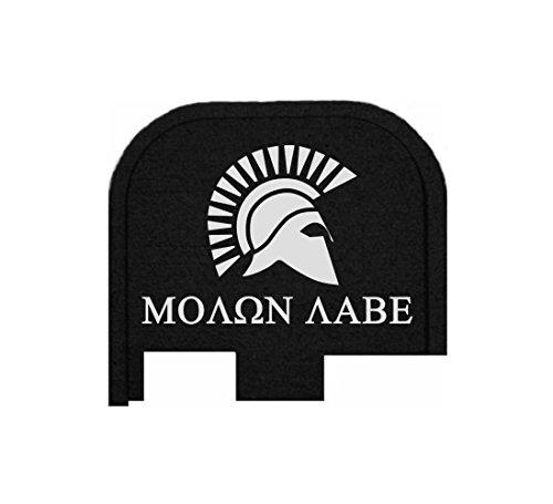 glock slide cover molon labe - 4