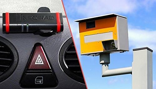 With Free Database Updates Inforad K3 Speed Camera Warning System