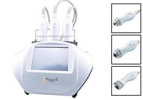 Project E Beauty Pro Vacuum RF Radio Frequency Facial Beauty Equipment For Wrinkle Removal With Blu RF System by Project E Beauty
