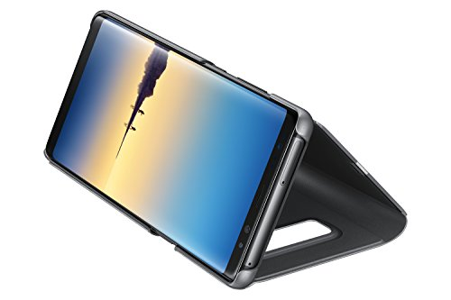 Samsung EF-ZN950CBEGUS Galaxy Note8 S-View Flip Cover with Kickstand, Black by Samsung (Image #3)