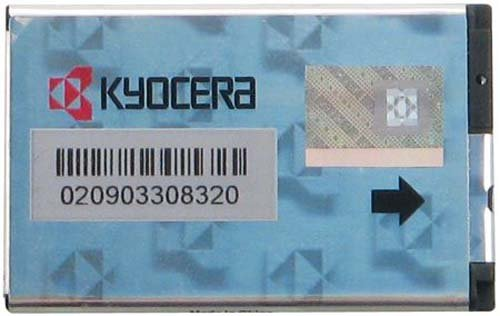 Kyocera TXBAT10182 Original Battery S1300