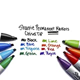 Sharpie 38250PP Permanent Markers, Chisel