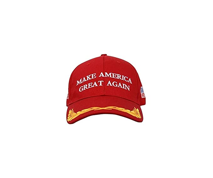0833ee853be Amazon.com  Make America Great Again Hat  Red