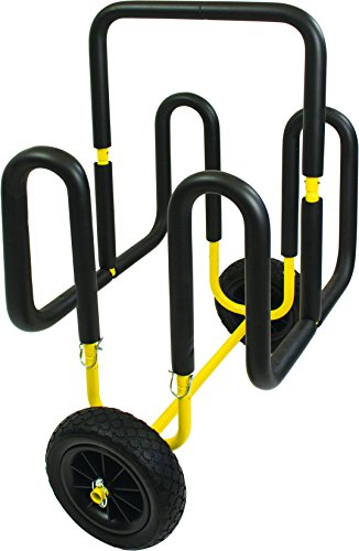 Suspenz Double SUP Airless Cart, Yellow ()