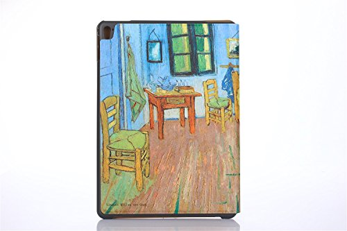 inShang 9.7 inch iPad (2017) Fundas soporte y carcasa para Apple 9.7 inch iPad (2017) ( , smart cover PU Funda ,art style + clase alta 2 in 1 inShang marca negocio Stylus pluma bedroom