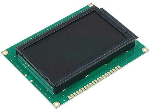 RG12864A-TIG-V Display LCD graphical FSTN Negative 128x64 LED PIN20 RAYSTAR OPTRONICS