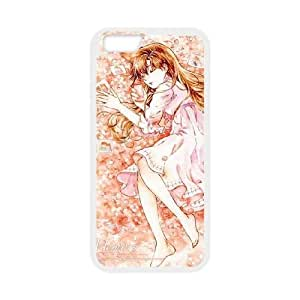 iPhone 6 Plus 5.5 Inch Case White Detective Conan Cell Phone Case Cover T3R8KL