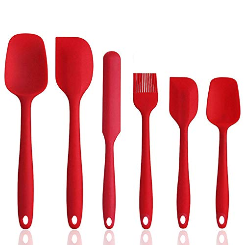 Silicone Spatula Stainless Resistant Utensils