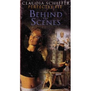 : Claudia Schiffer: Perfectly Fit - Behind the Scenes [VHS]: Claudia