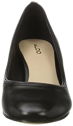ALDO Damen Elaesa Pumps Schwarz (97 Black Leather)