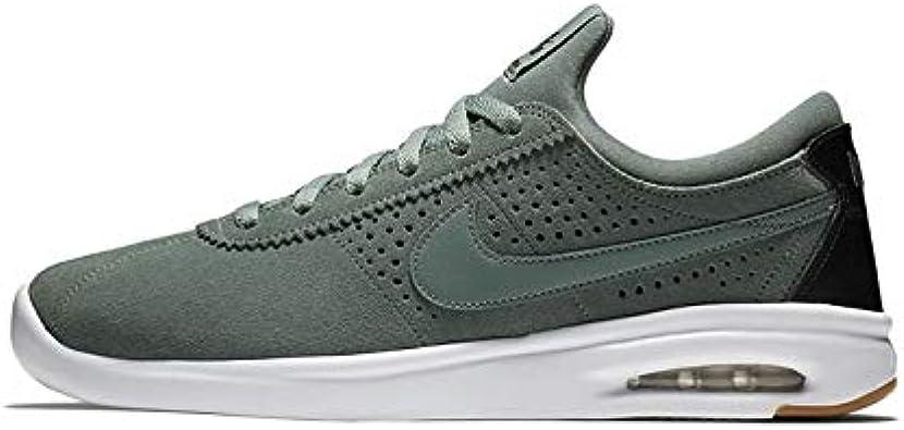 Chaussures Nike SB Air Max Bruin Vapor Clay Green White