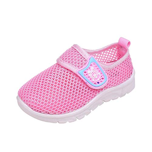 - New in Respctful✿Baby Girl Water Sandals Lightable Mesh Beach Shoes Soft Sole Non Slip Shoe for Slip On Aqua Sock