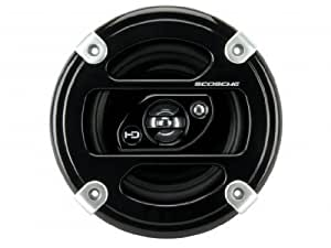 Scosche HD5253 5.25-Inch 200-Watt 3-Way Speakers
