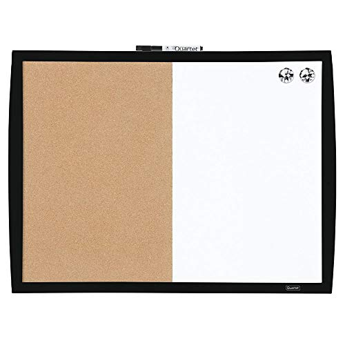 (Quartet Combination Magnetic Whiteboard & Corkboard, 17