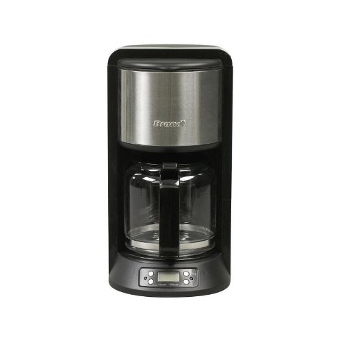Brandt CAF1015EB - Cafetera de goteo (1000 W), color negro ...