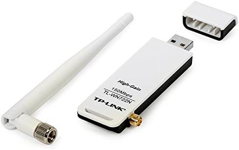 NETWORK CARD WIRELESS KEY 150M WIFI USB ANTENNA TP-LINK TL ...