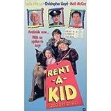 Rent a Kid [VHS]