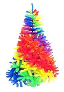 Funny Guy Mugs Tie Dye 8' Christmas Tree