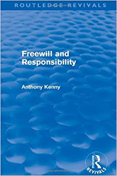 Book Freewill and Responsibility