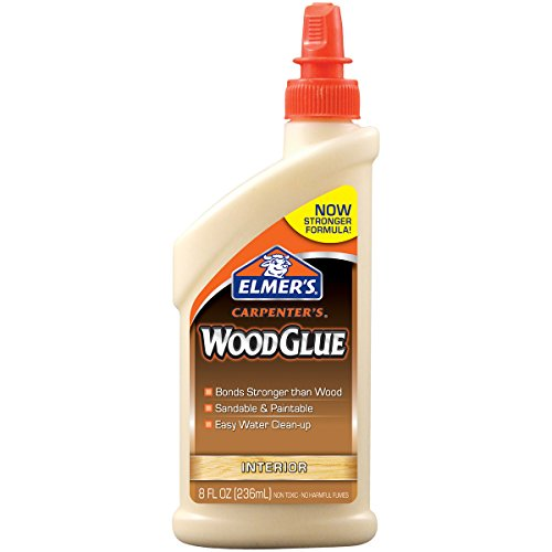 (Elmer's E7010 Carpenter's Wood Glue, Interior, 8)
