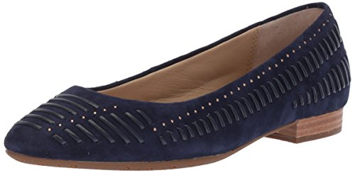 Hush Puppies Vrouwen Phoebe Ladder Stud Pomp Royal Navy