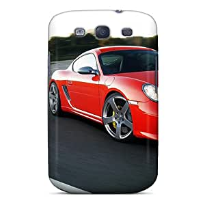 Hot Fashion Hhy20560KqHU Design Cases Covers For Galaxy S3 Protective Cases (mansory Porsche Cayman Boxster)