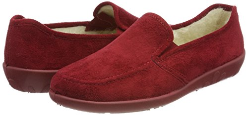 Rouge 17 2224 Femme Chaussons Rohde Medoc 43 vRC07Wx