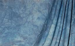 Savage Accent Crushed Muslin Background 10x12 ft - Apex Blue CM0612