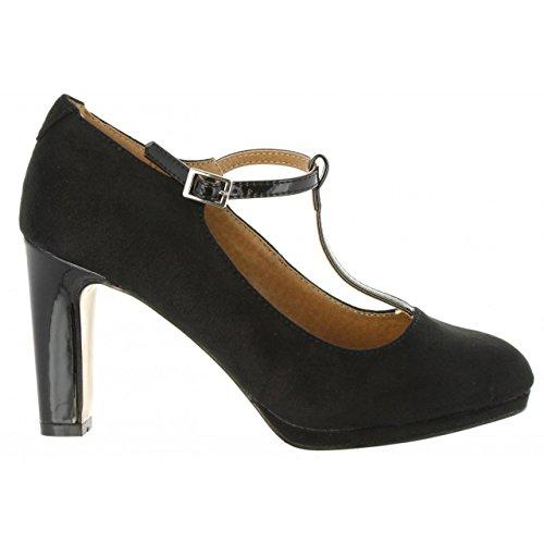 Maria Mare Schuhe Ferse für Damen 61892 C36107 Soft Negro