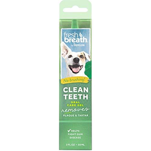 TropiClean Fresh Breath No Brushing Clean Teeth...